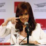 La mandataria argentina encabeza el cierre de la 62 convención anual de la Cámara Argentina de la Construcción.