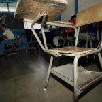 Según Mined, más de tres mil escuelas públicas están en malas condiciones. foto edh / ARCHIVO