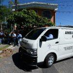El cuerpo de Roberto Alexander, de 14 años, fue recuperado ayer por las autoridades.