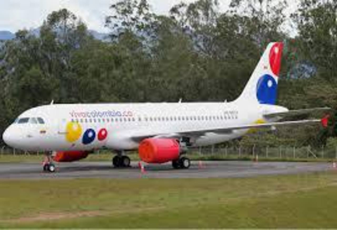 VivaColombia, aerolínea de bajo costo