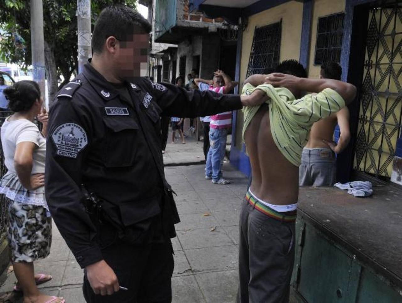 El fiscal General, Luis Martínez, criticó de nuevo la tregua entre pandillas porque, según él, eso las fortaleció. Foto EDH / Archivo.
