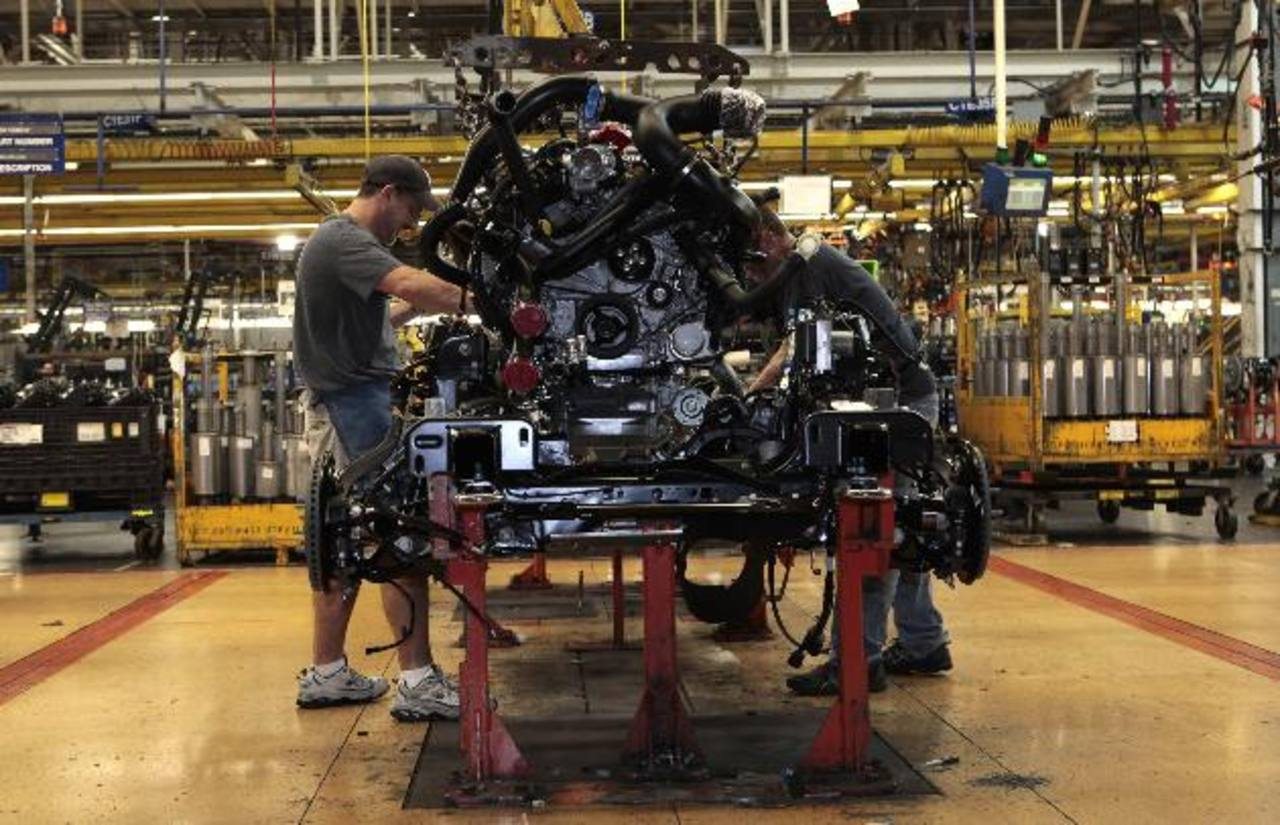 Wall Street esperaba que la producción manufacturera subiera solo un 0.5 por ciento en noviembre.