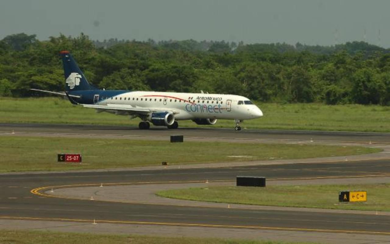 Aeroméxico reanuda vuelos a Managua | elsalvador.com
