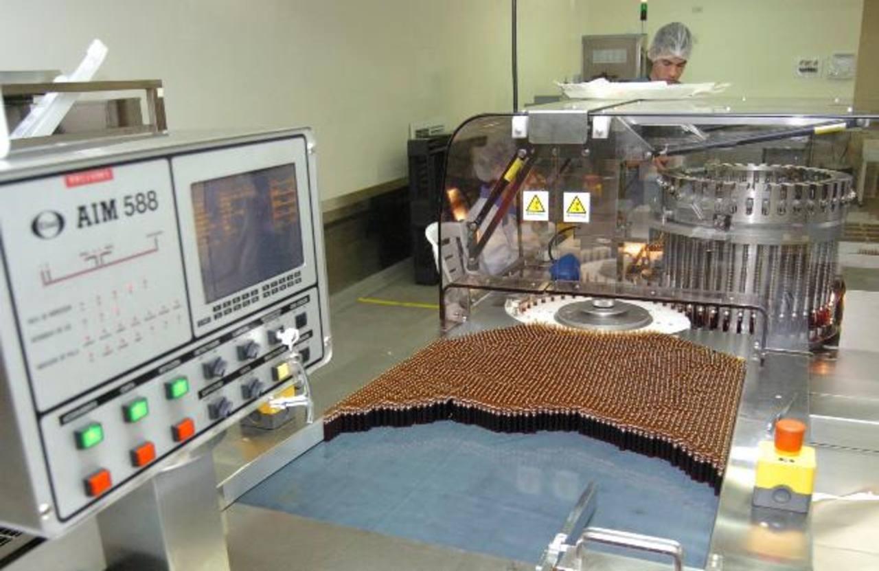 El sector de laboratorios genera en Guatemala alrededor de 500 empleos.