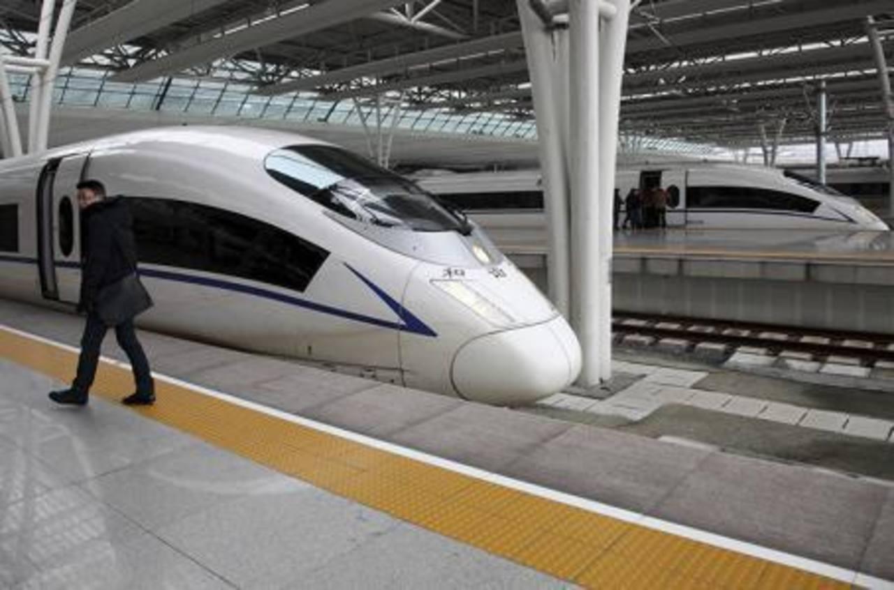 En México, China logró contrato para construir el primer tren de alta velocidad en la región. Aunque ha sido revocado, China mantiene interés. foto el financiero.com.mx