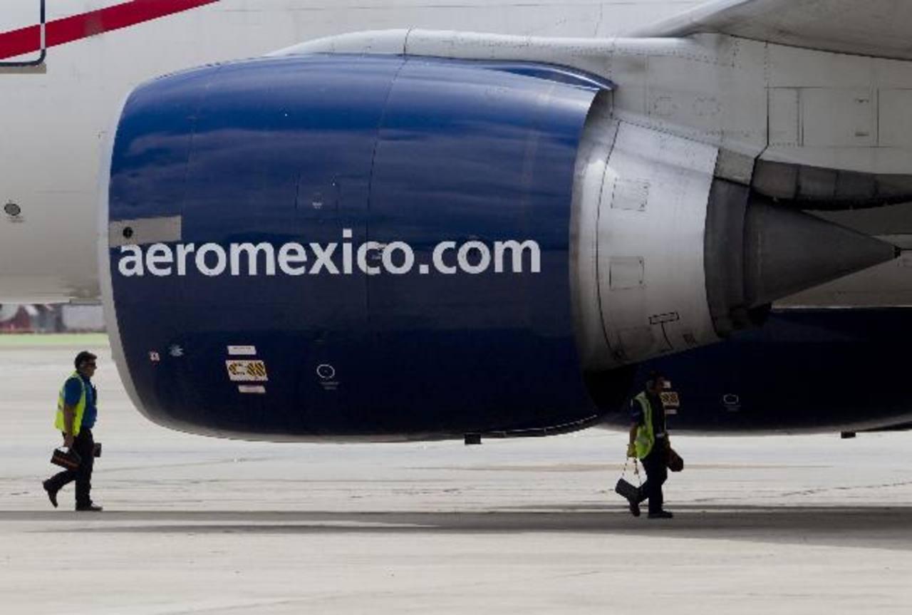 Aeroméxico reinició vuelos México-Managua