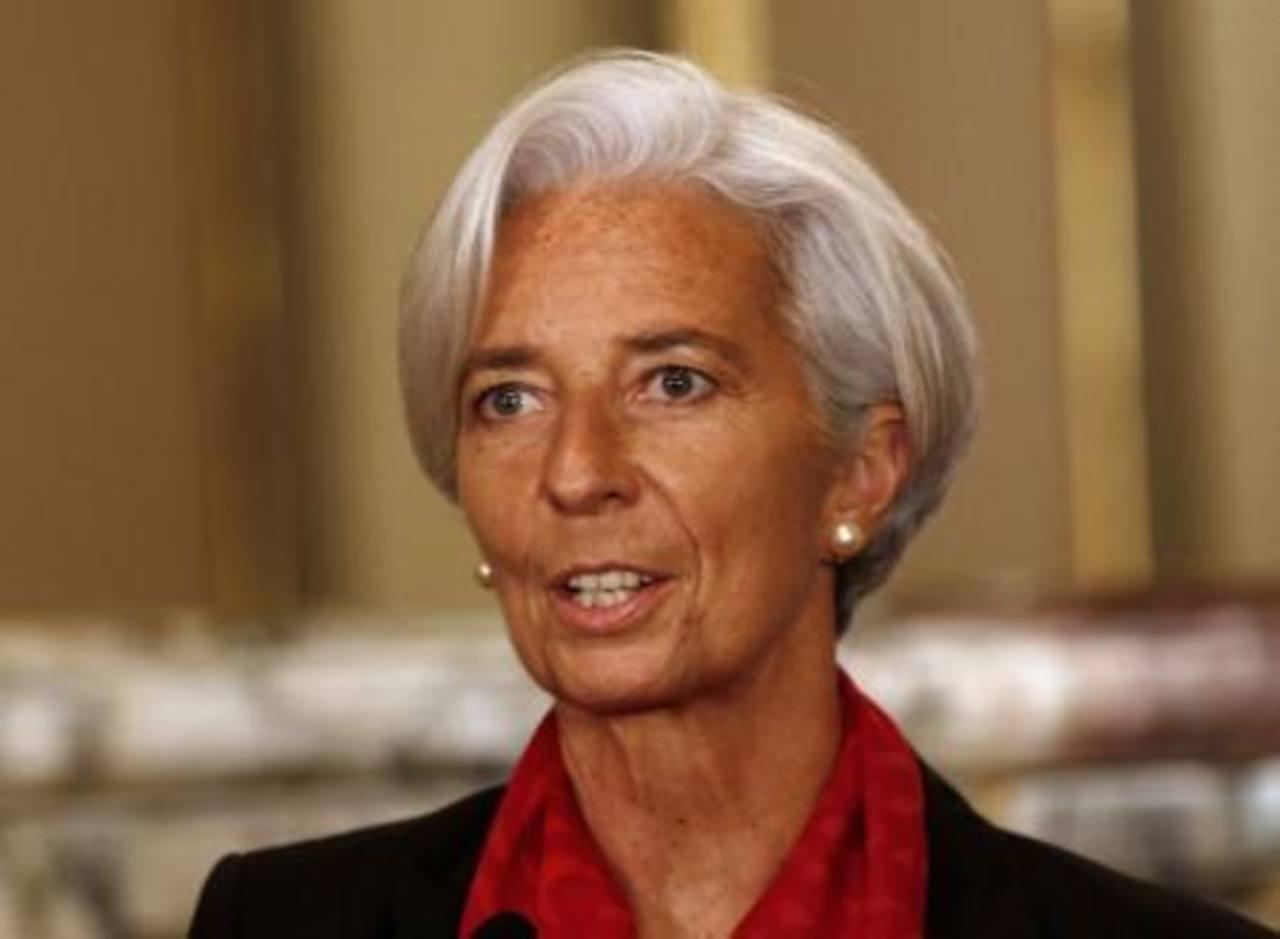 Christine Lagarde, directora gerente del FMI,considera que el potencial y la resistencia de la región a las crisis internacionales en los últimos años se pondrá aún más a prueba.