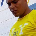 Gustavo Bermúdez, presunto homicida de la empleada de Ciudad Mujer en Usulután. Foto EDH / Cortesía de TVO.