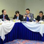 Representantes de Gobierno y de EE. UU. informan sobre los avances del Asocio para el Crecimiento. foto edh /omar carbonero