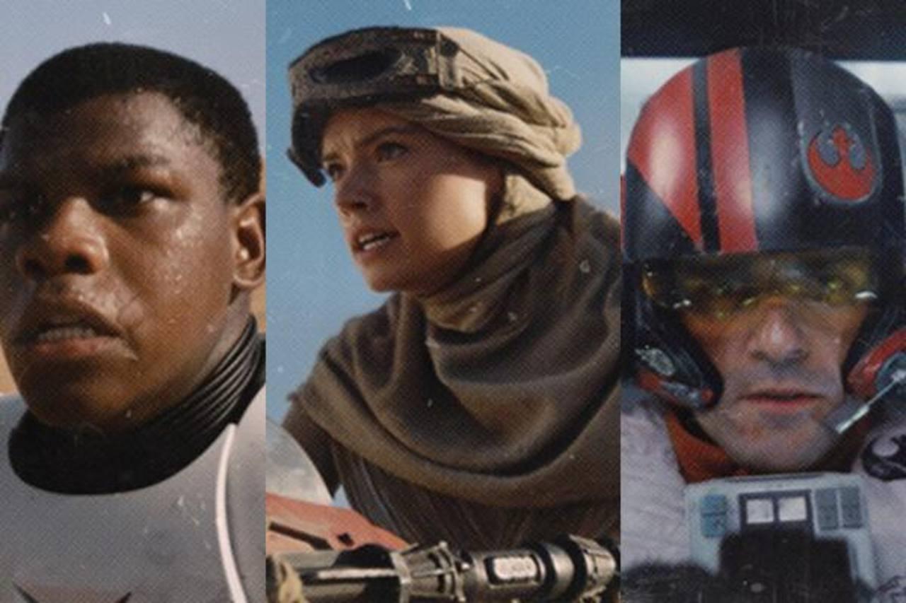 Revelan nombres de los personajes de Star Wars: The Force Awakens
