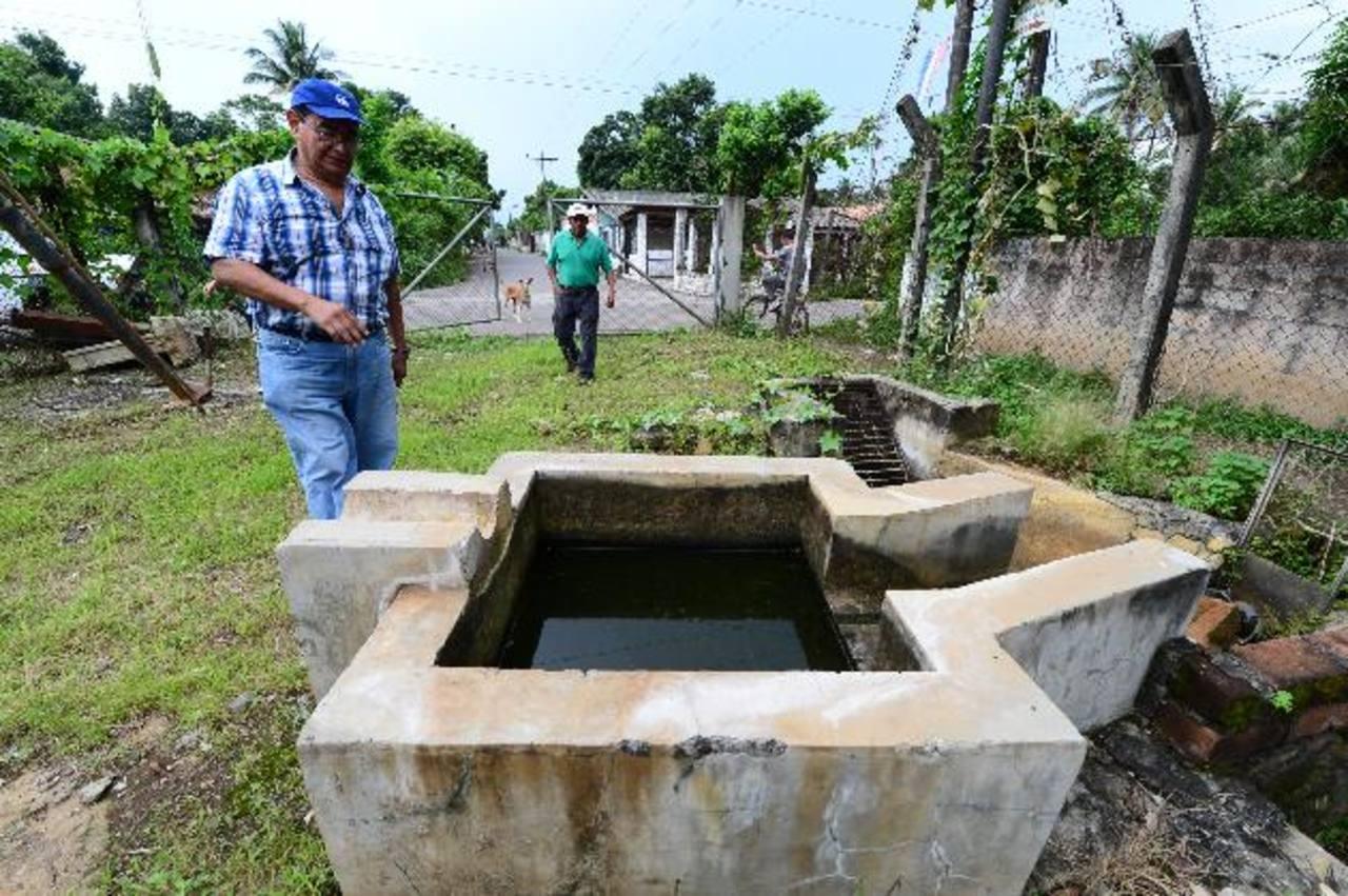 Los agricultores esperan que la reactivación total de los pozos sea realidad en marzo del próximo año . foto edh / Éricka chávez