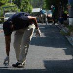 En San Rafael Obrajuelo, fue asesinado Marvin Benavides de 24 años. Foto EDH / Jaime Anaya