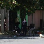Según la Policía, a Raúl Vásquez Reyes lo mataron por cruzar un territorio contrario a la zona donde vivía. Foto EDH / Jaime Anaya.