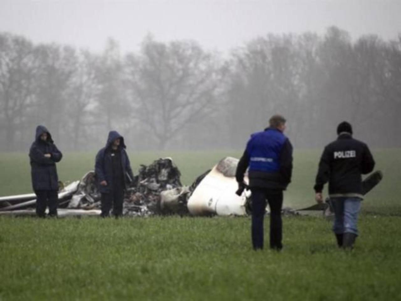 Cuatro personas mueren al caer una avioneta en Bolivia