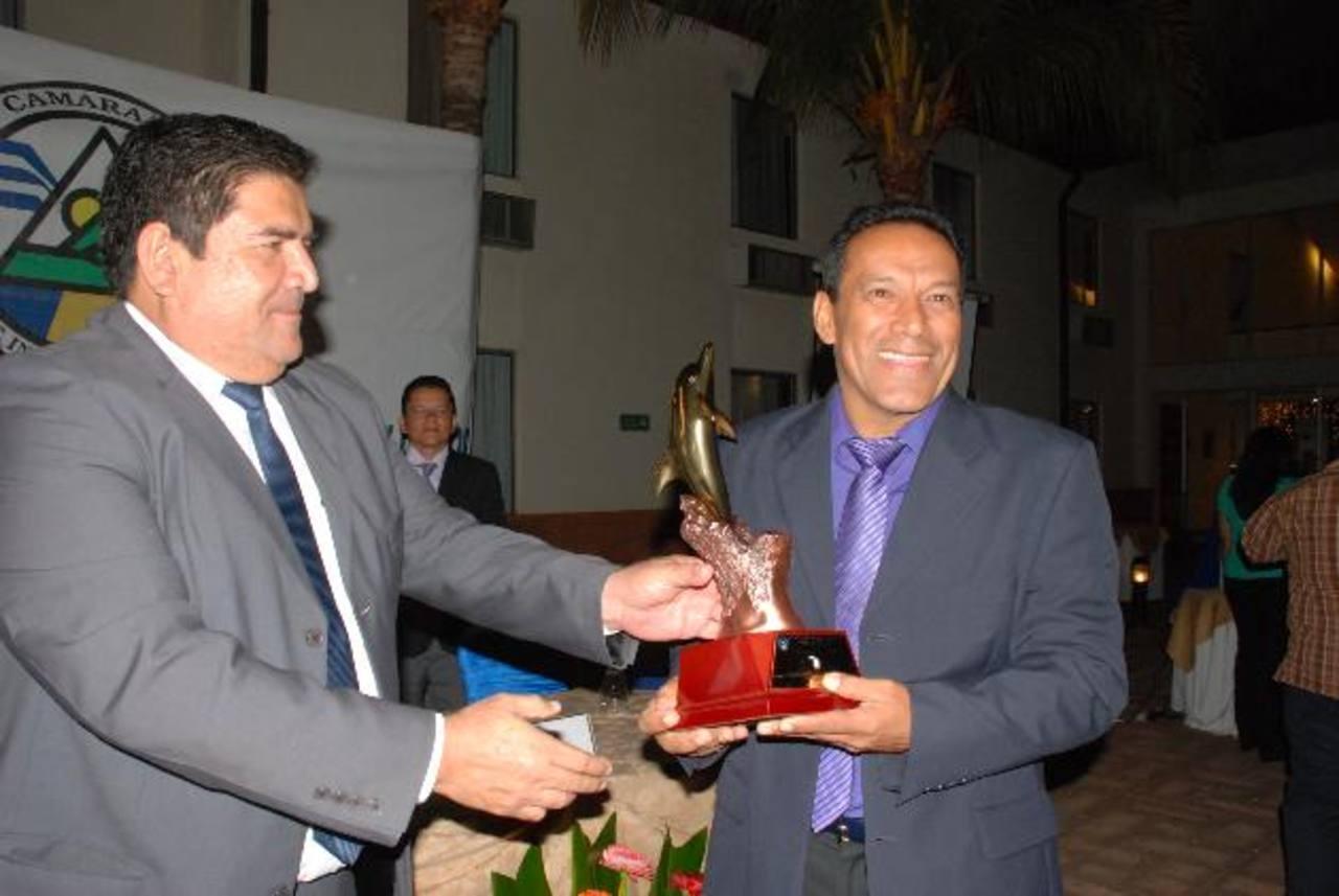 El evento de entrega se realizó la noche del miércoles en un hotel de la localidad. foto edh / Insy Mendoza