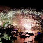 VIDEO: Nueva Zelanda y Australia festejan la llegada del 2015
