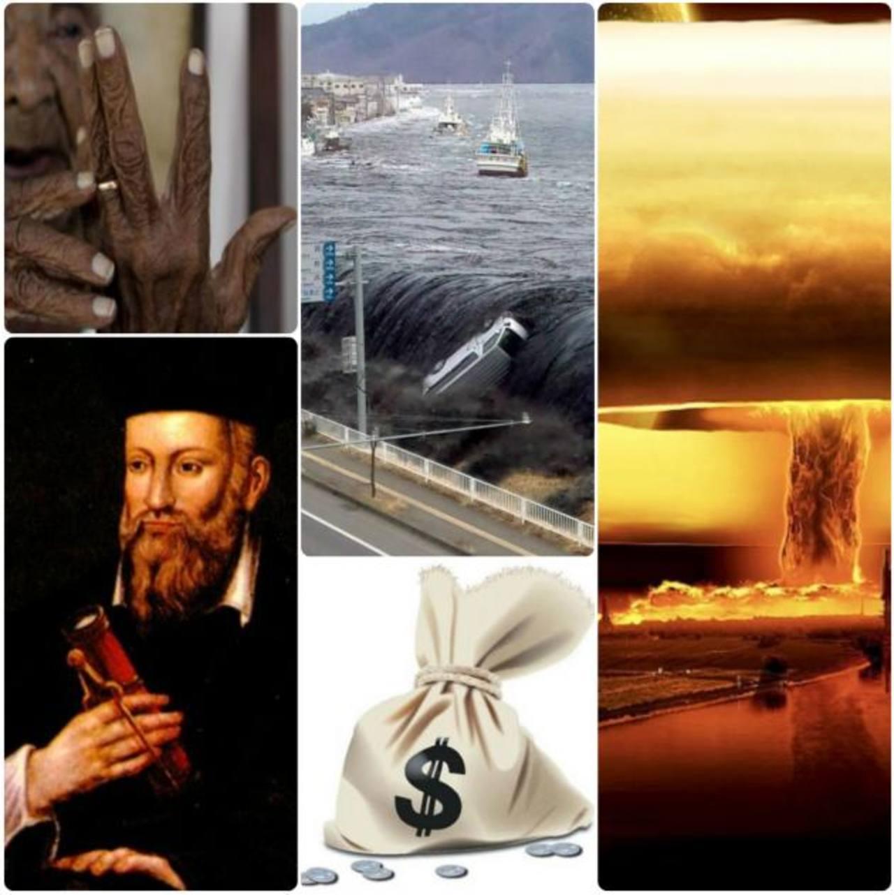 8 profecías de Nostradamus para 2015
