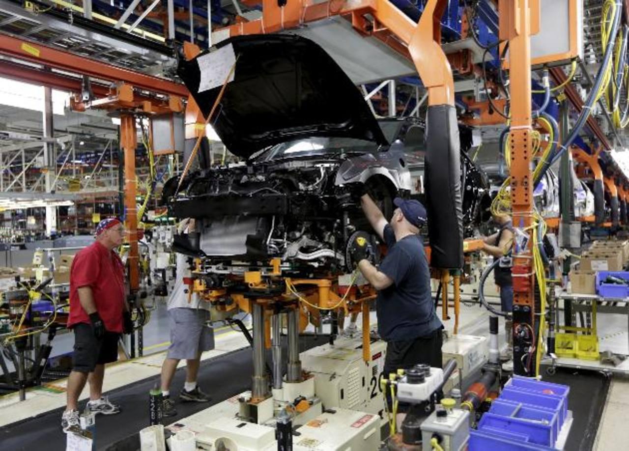 GM es uno de los fabricantes de vehículos con más de un siglo de trayectoria. Foto EDH