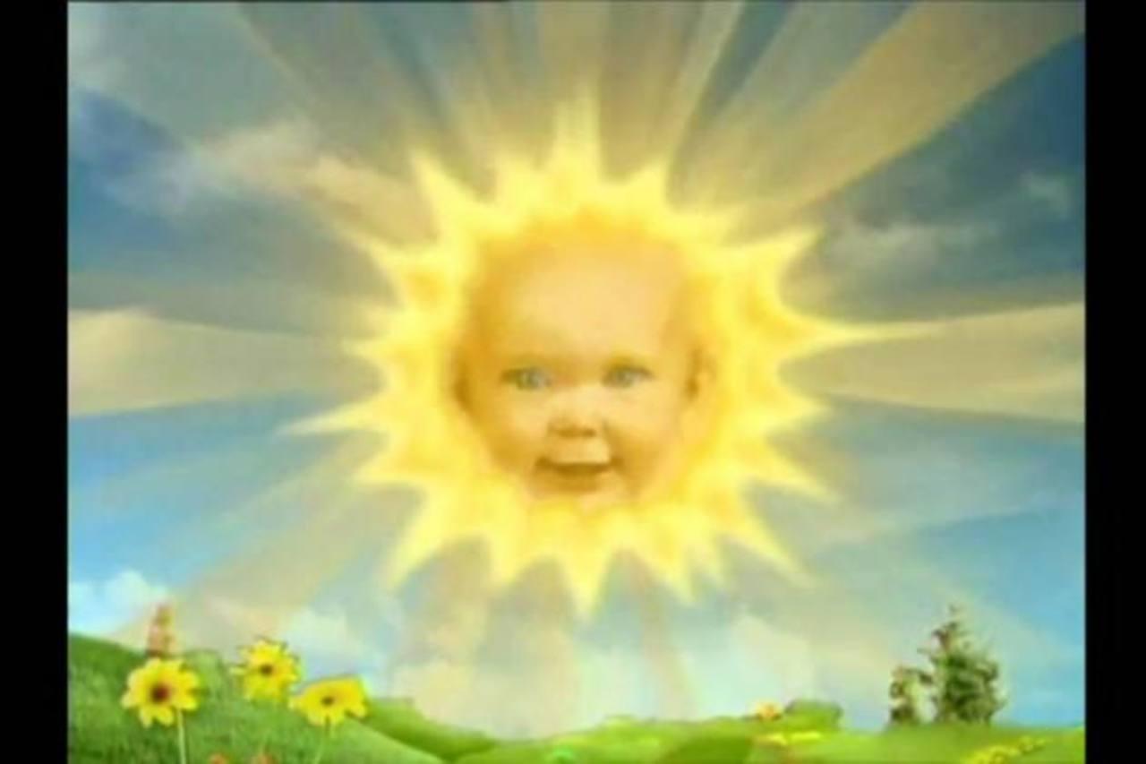 ¿Sabes cómo luce el bebé-sol de los Teletubbies 19 años después?