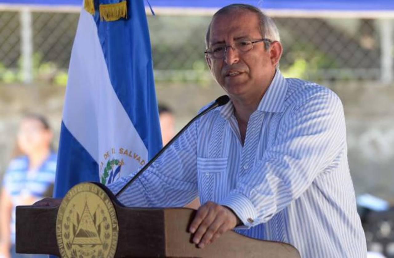 Fiscalía investiga supuestas compras de terrenos que habría hecho Sigfrido Reyes