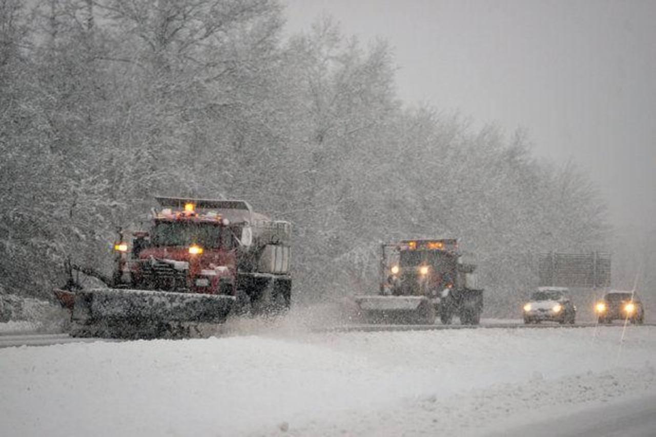 Tormenta invernal azota a noreste de EE.UU.