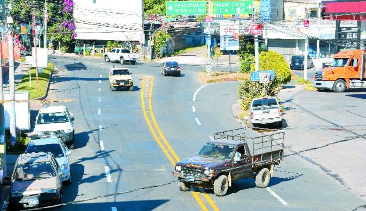 Los trabajos iniciaron a solicitud de los habitantes. Foto EDH / iris lima