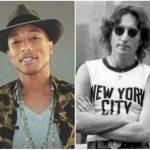 Piden a Youtube dejar de emitir música de Pharell Williamns y John Lennon