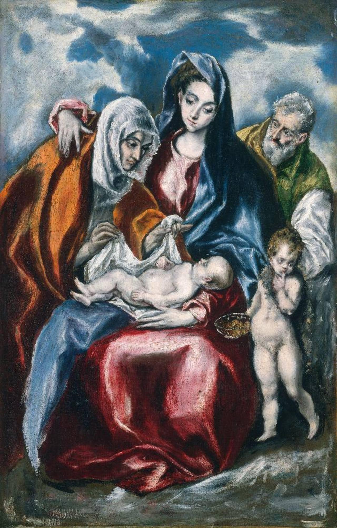 Washington rinde homenaje a El Greco