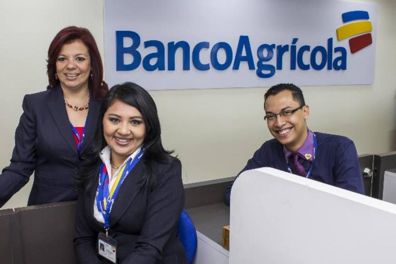 Por años el Banco se ha destacado como uno de los preferidos por los salvadoreños. Foto EDH / cortesíaBanco Agrícola refuerza su compromiso de continuar sirviéndoles a los salvadoreños. Foto EDH / Cortesía