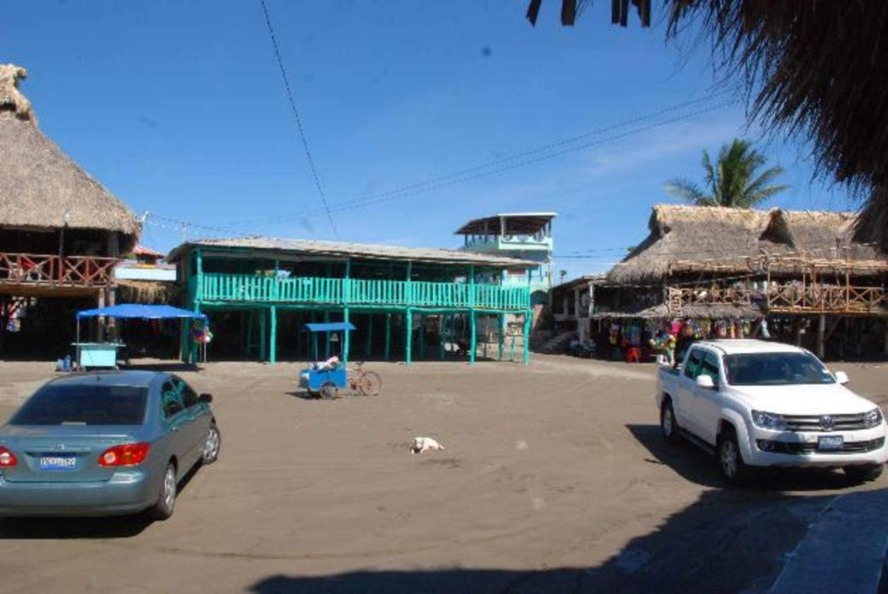 Playa Las Tunas es una de las más visitada en las tres temporadas de vacaciones. Foto EDH / Insy Mendoza