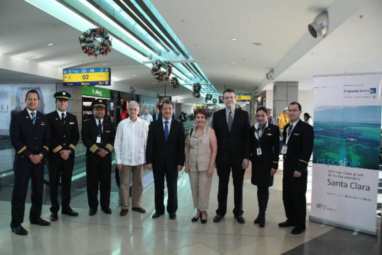 Desde el Hub de las Américas en Panamá, Copa ofrece vuelos a más destinos internacionales. foto edh