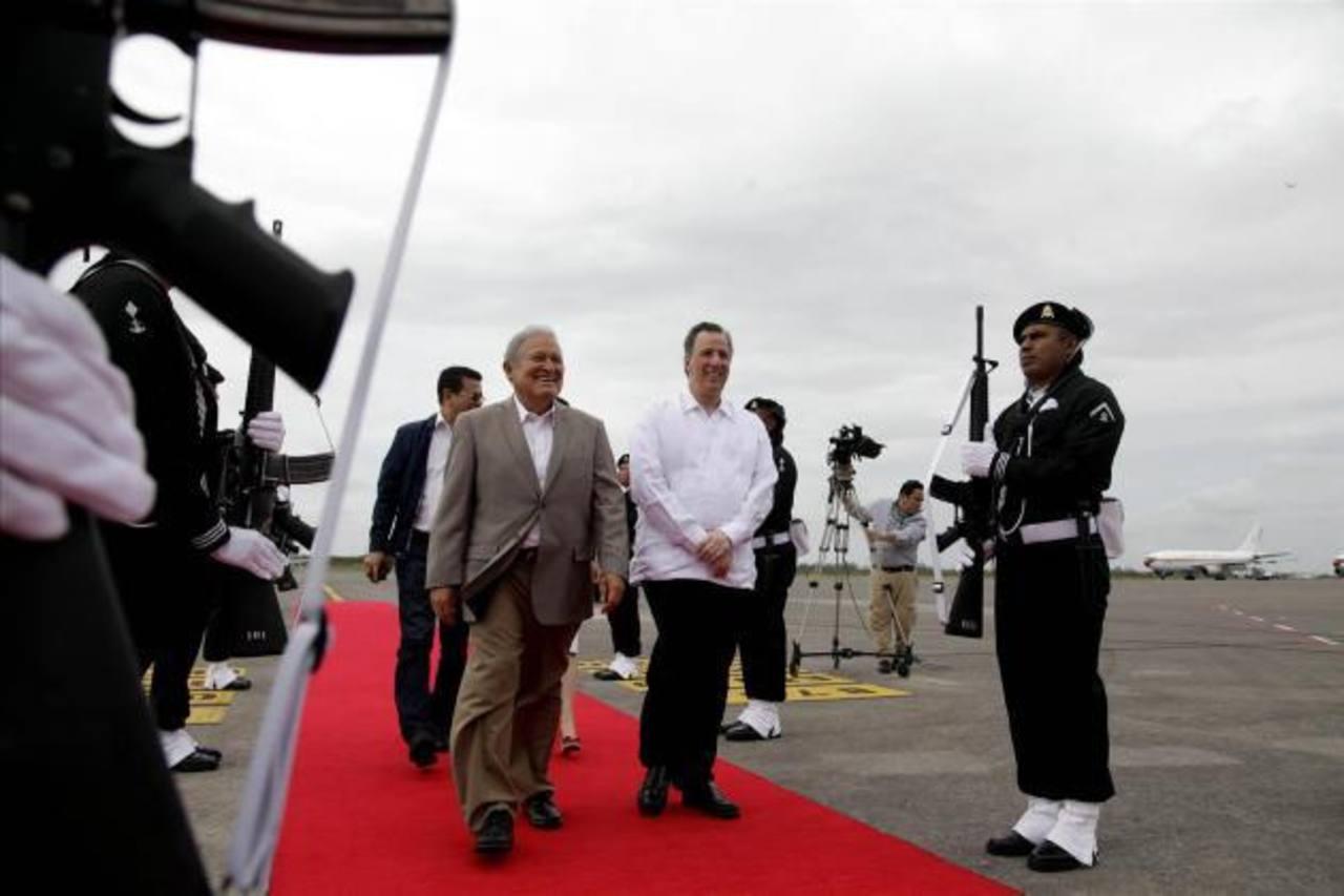 Por problemas de salud, Sánchez Cerén no asiste a inauguración de cumbre en México