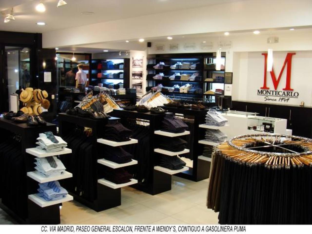 Los almacenes poseen una gran variedad de prendas al mejor precio y gran calidad. Foto EDH