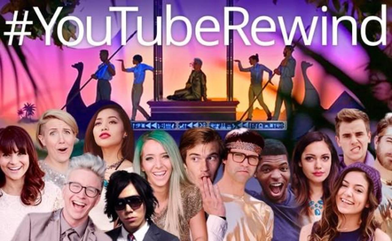 VIDEO: YouTube Rewind, lo mejor y más viral de 2014