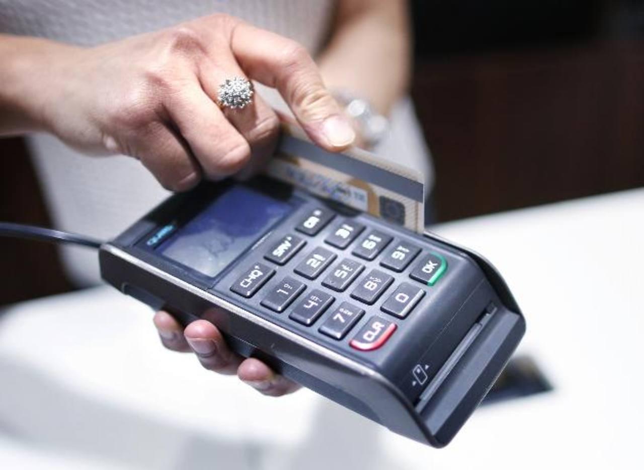 Las tarjetas de crédito son clave en las compras on line.