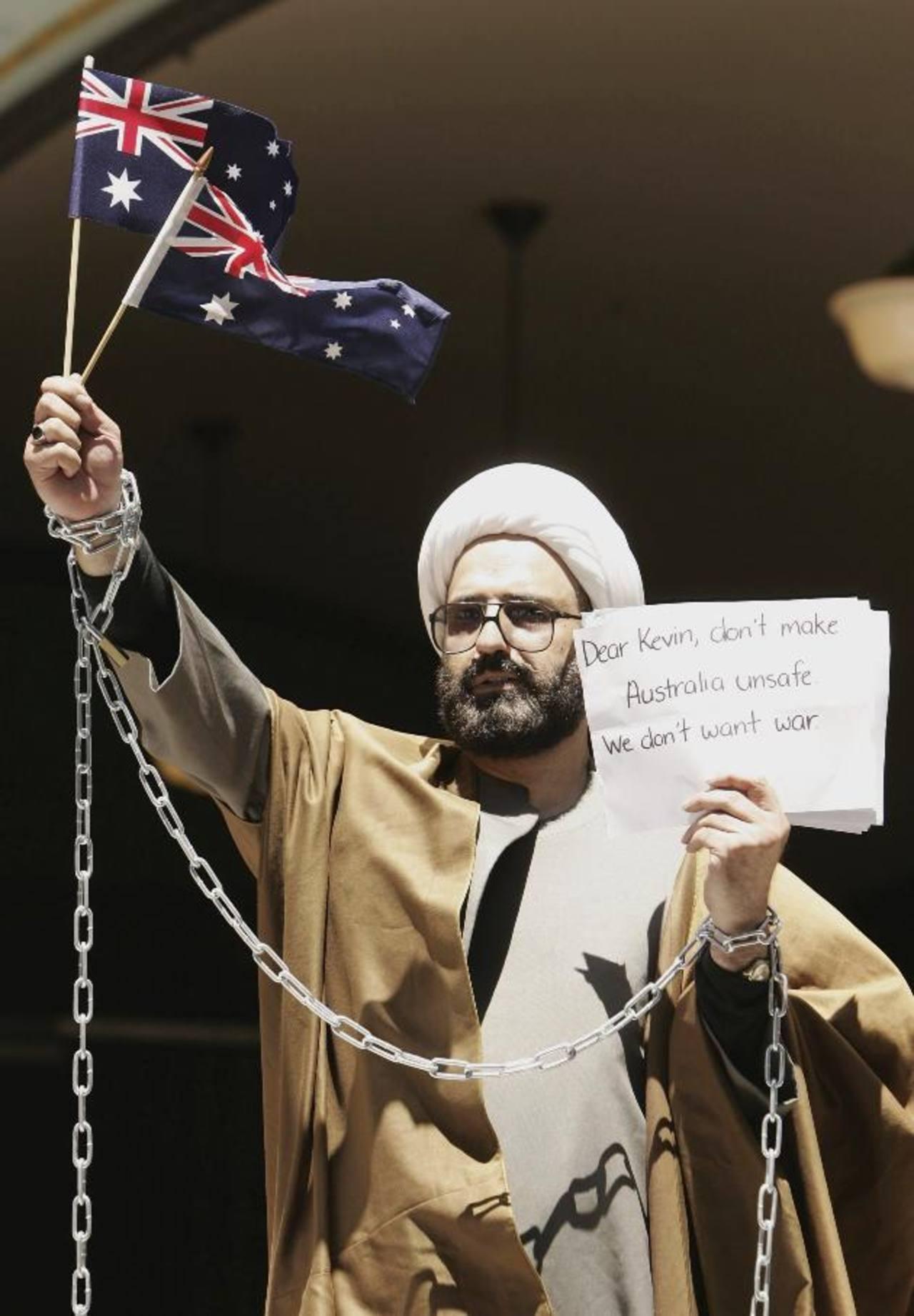 Imagen del 10 de noviembre de 2009, que muestra al secuestrador de Sídney, el iraní Man Haron Monis. foto edh / efe