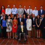 Miembros fundadores y de diferentes generaciones de CALI se reunieron para celebrar una década de logros y compromiso con el desarrollo de la región. Foto edh /René Quintanilla
