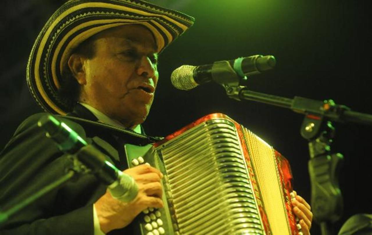Aniceto Molina pondrá toda su buena música para deleite de los salvadoreños. Foto EDH