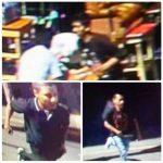 Divulgan fotos de presuntos asesinos de vigilantes