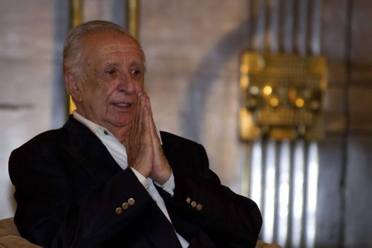 Fallece el periodista y dramaturgo mexicano Vicente Leñero
