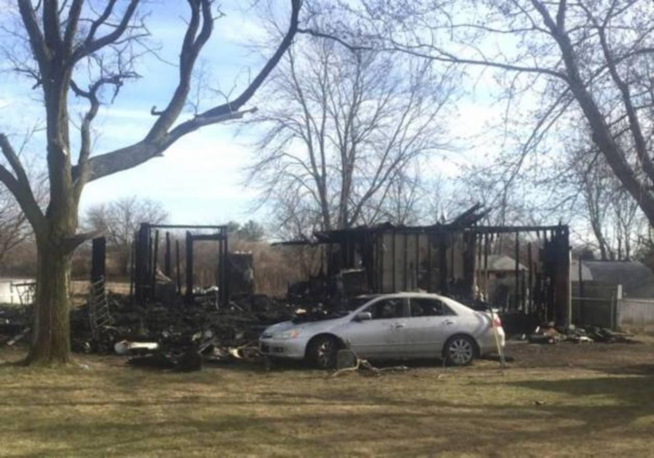 Ohio: Hallan cadáveres de abuela y 3 nietos en incendio