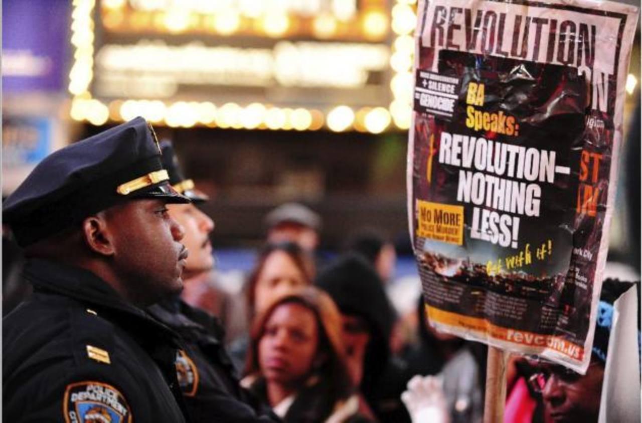 Las protestas contra el racismo en Estados Unidos se han extendido.