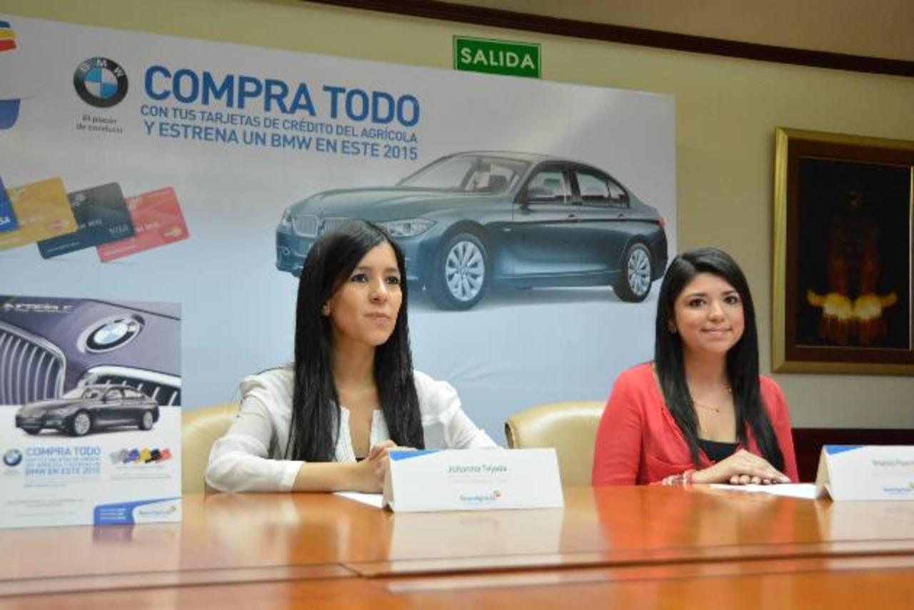 Con esta nueva promoción, el Banco Agrícola busca premiar la lealtad de un salvadoreño en esta temporada. Foto EDH / David Rezzio