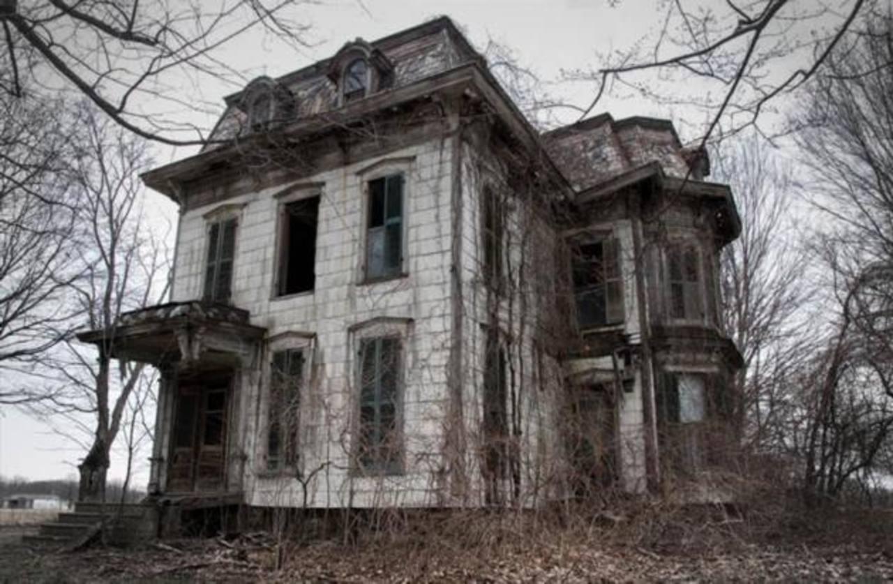 Fotos: Las 10 casas abandonadas con historias de terror