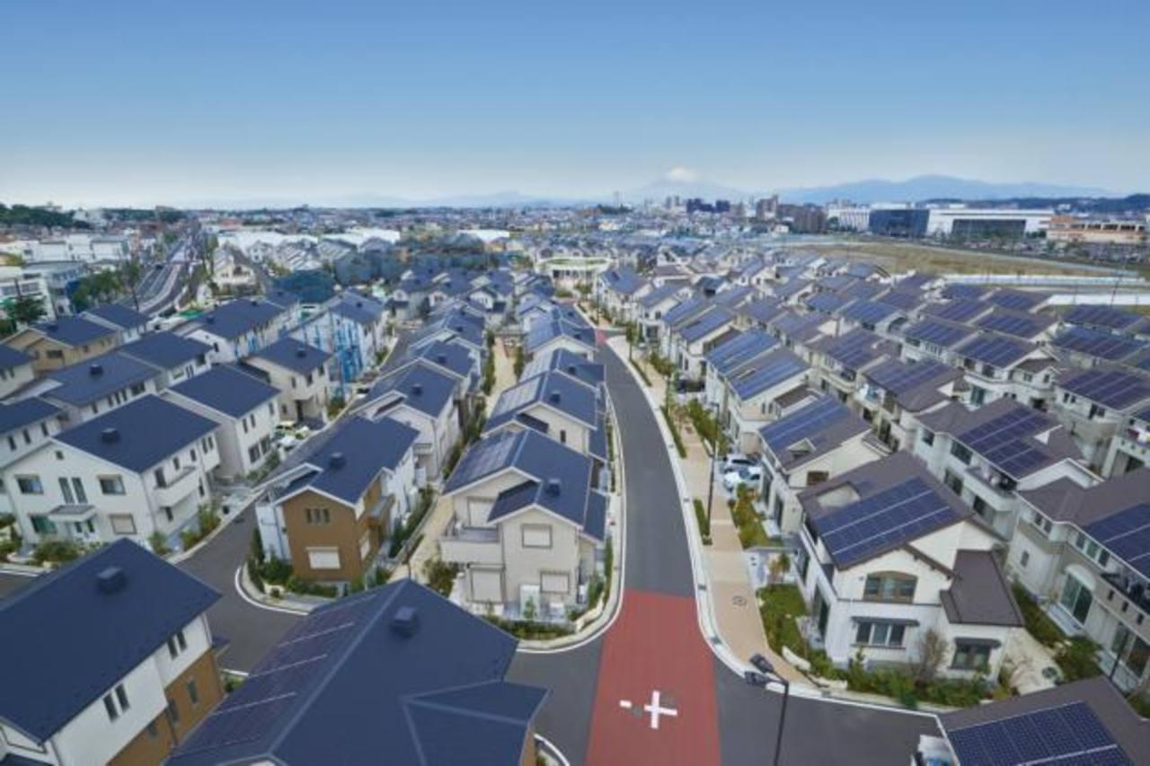 La ciudad posee un diseño futurístico. foto edh / cortesía