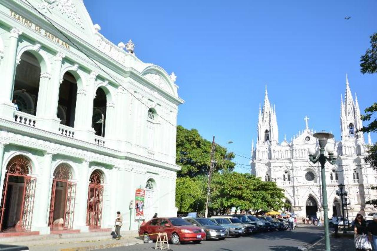 """Santa Ana cumplirá aniversario de ser """"Sitio de interés turístico nacional"""""""