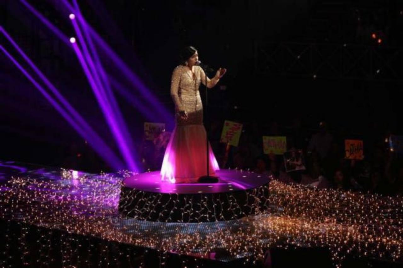 La artista se mantuvo entre las favoritas por muchas semanas, llegó hasta la gran final.