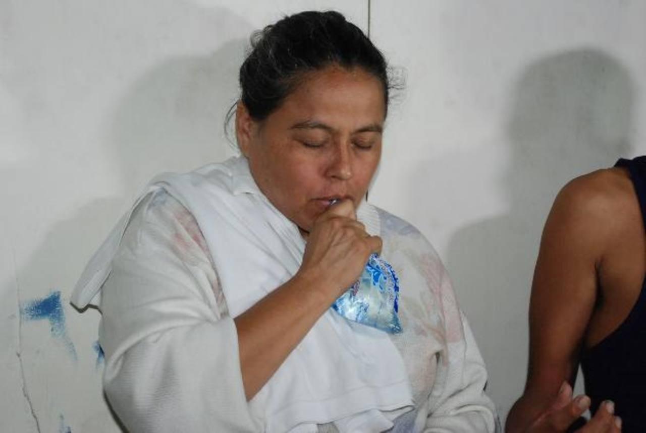 Tras el homicidio, la jueza Rosa Cruz Jurado inició un proceso judicial en un Tribunal de Familia para que los bienes de su expareja pasaran a nombre de ella. Foto EDH / Lucinda Quintanilla