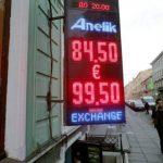 Martes negro para Rusia por colapso del rublo