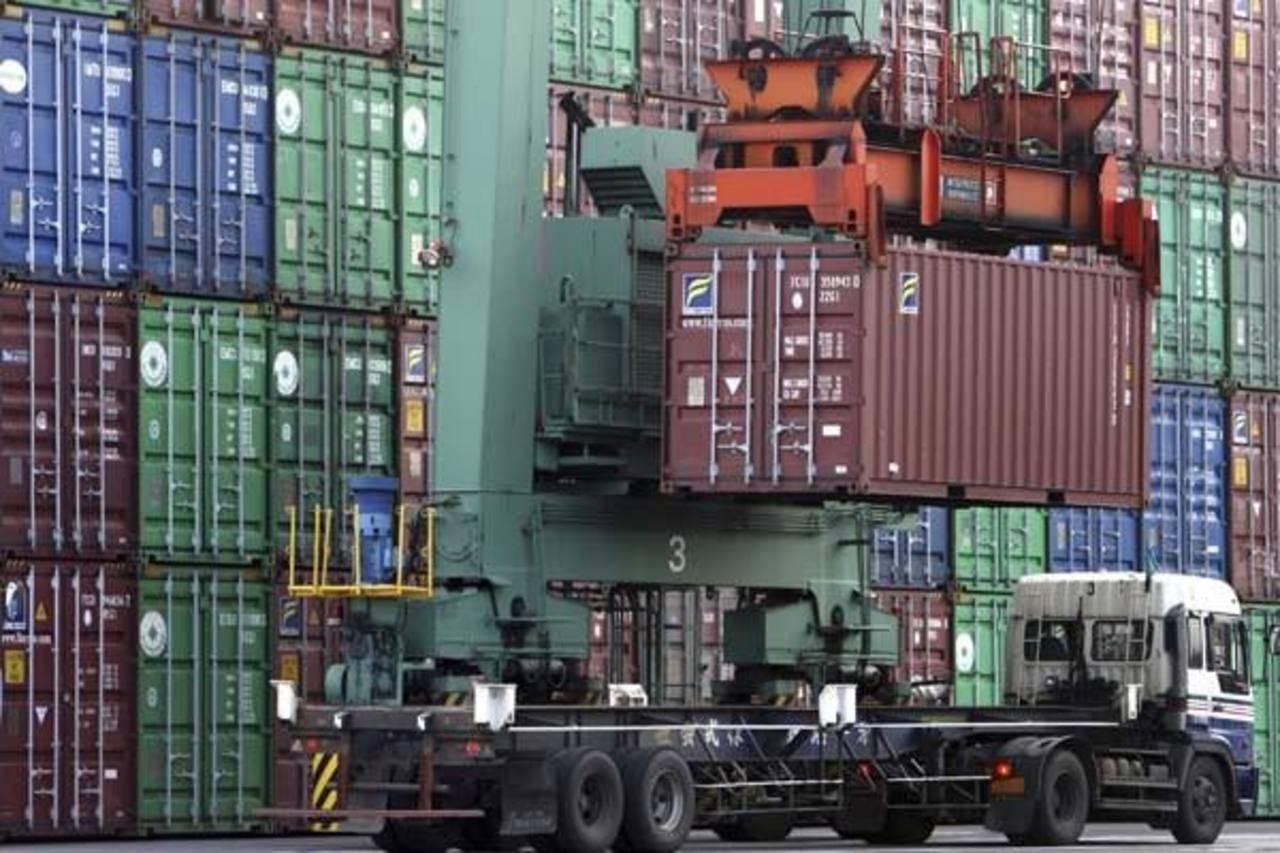 Las exportaciones de este año en su mayoría han sido productos agrícolas. Foto EDH